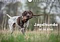 9783665915971 - Tanja Brandt: Jagdhunde bei der Arbeit (Wandkalender 2018 DIN A4 quer) - Unentbehrliche Gehilfen, Freunde und Gefährten des Jägers (Monatskalender, 14 Seiten ) - Book
