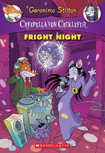 Creepella Von Cacklefur - Fright Night Geronimo Stilton