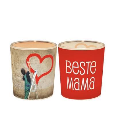 Windlicht 'Beste Mama'