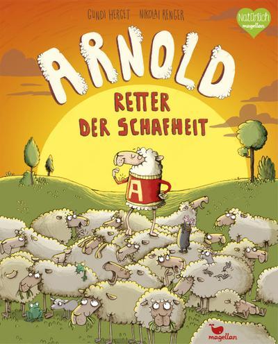 Arnold  Retter der Schafheit