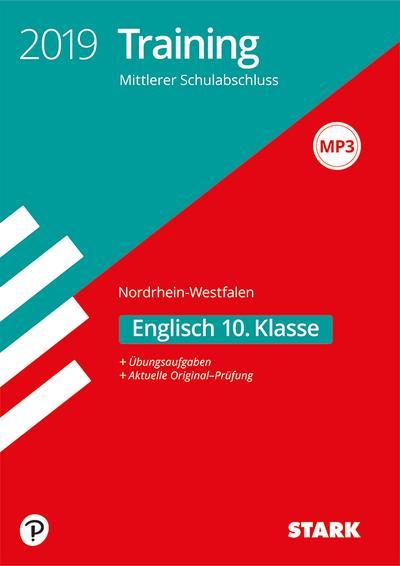 STARK Training Mittlerer Schulabschluss NRW 2019 - Englisch