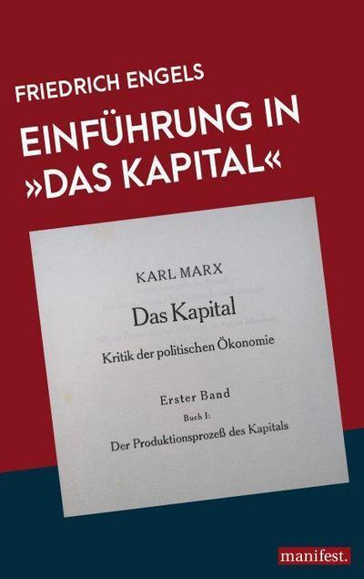 """Einführung in Das Kapital"""" (Marxistische Schriften)"""""""