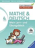 Mein Lern- und Übungsblock (4. Klasse): Mathe ...