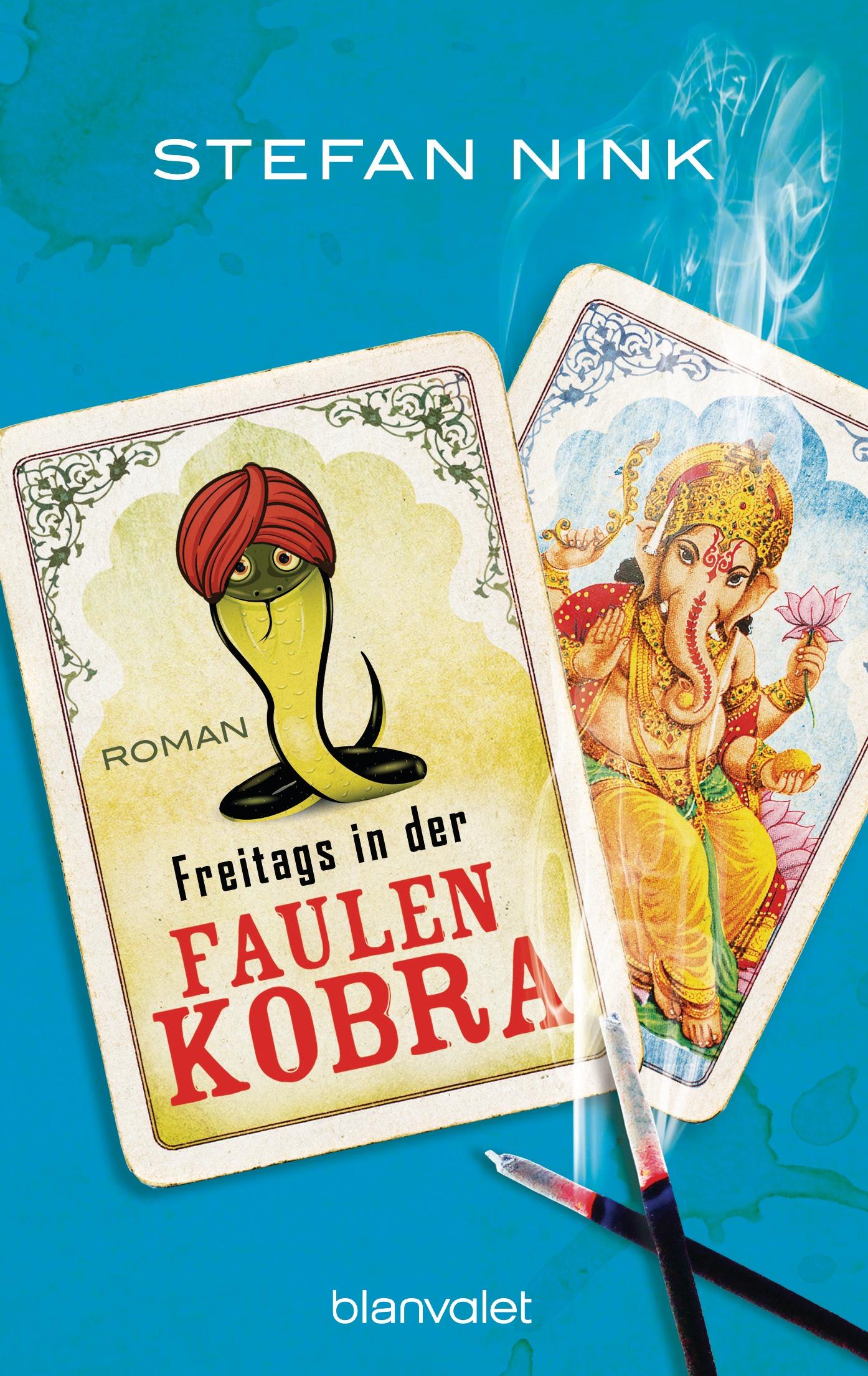 Stefan Nink / Freitags in der Faulen Kobra /  9783734101717