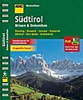 ADAC Wanderführer Südtirol, Brixen & Dolomiten plus Gratis Tour App