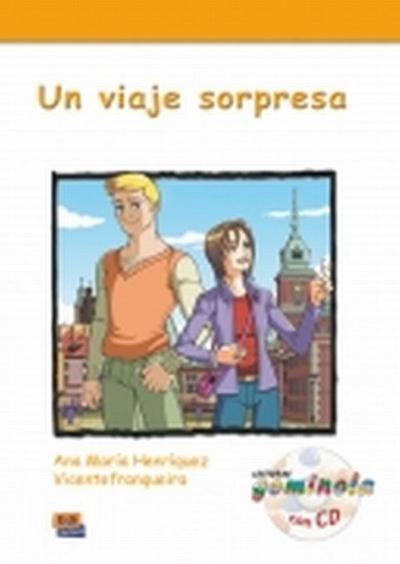 un-viaje-sorpresa-libro-cd-lecturas-gominola-, 10.21 EUR @ regalfrei-de