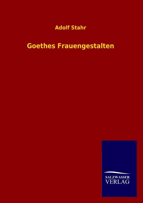 Goethes Frauengestalten Adolf Stahr - <span itemprop=availableAtOrFrom>Eutin, Deutschland</span> - Vollständige Widerrufsbelehrung WIDERRUFSBELEHRUNG Widerrufsrecht Sie haben das Recht, binnen 1 Monat ohne Angabe von Gründen diesen Vertrag zu widerrufen. Die Widerrufsfrist beträgt 1 Mona - Eutin, Deutschland