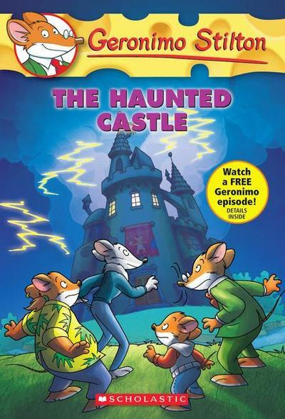 geronimo-stilton-46-the-haunted-castle