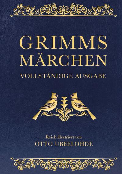 grimms-marchen-cabra-lederausgabe-