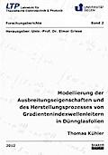 Modellierung der Ausbreitungseigenschaften und des Herstellungsprozesses von Gradientenindexwellenleitern in Dünnglasfolien
