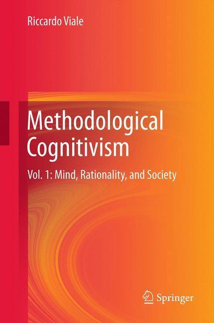 Methodological Cognitivism - Riccardo Viale - 9783642437663