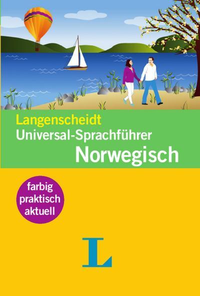 LG Universal-Sprachführer Norwegisch