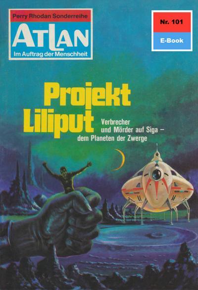 Atlan 101: Projekt Liliput (Heftroman)