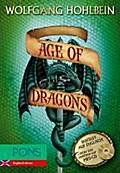 PONS Wolfgang Hohlbein - Age of Dragons + MP3-CD: Englisch Lernen mit spannender Fantasy - Buch + Story zum Anhören