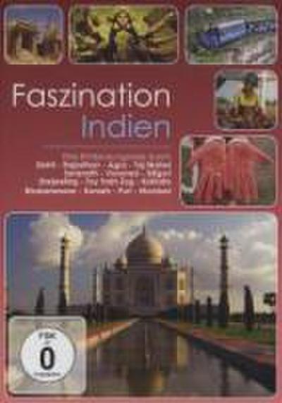 Faszination Indien - SPV - DVD, Deutsch, Faszination-Eine Entdeckungsreise, ,