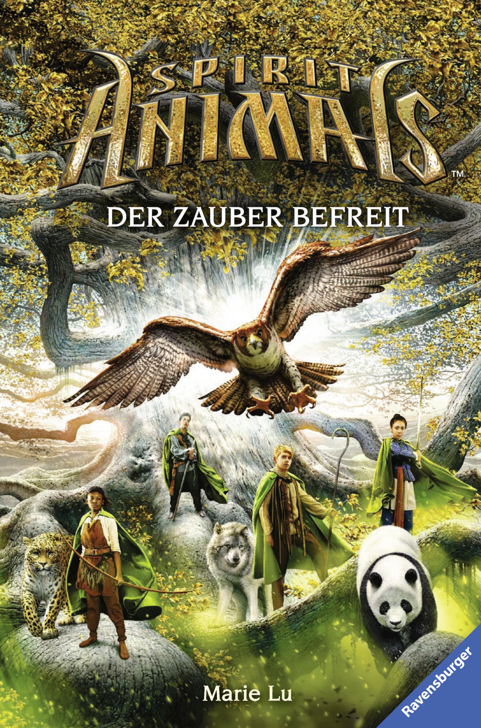 Spirit-Animals-Band-7-Der-Zauber-befreit-Marie-Lu