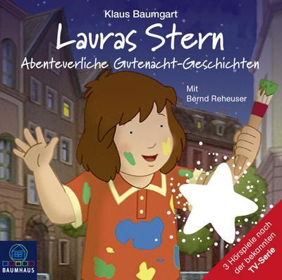 Laura Gutenacht CD