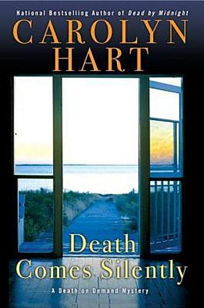 death-comes-silently-death-on-demand-mysteries-band-22-