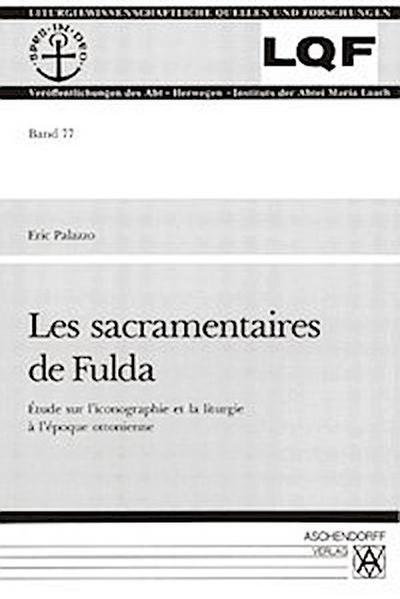 Les sacramentaires de Fulda