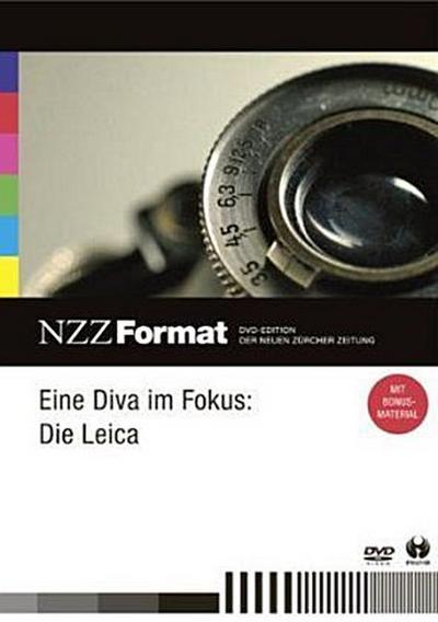 Eine Diva im Focus: Die Leica, DVD