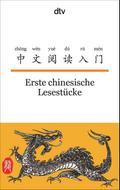 Erste chinesische Lesestücke
