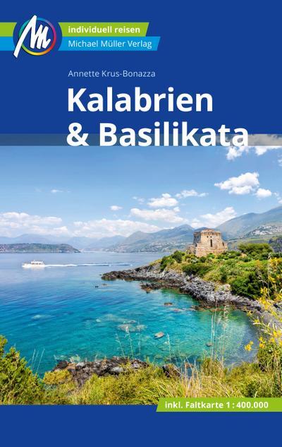 Kalabrien & Basilikata  Individuell reisen mit vielen praktischen Tipps  Deutsch  183 farb. Fotos