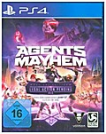 Agents of Mayhem, 1 PS4-Blu-Ray Disc (Day One Edition)