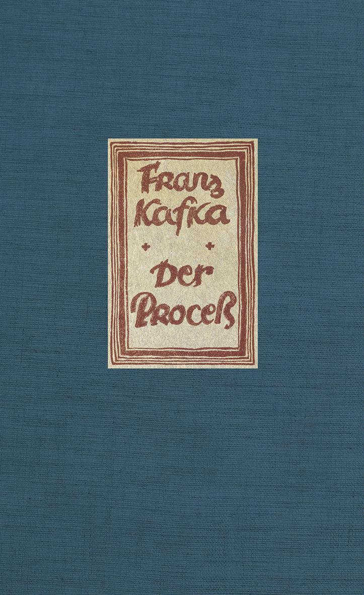 à Condition De Le Proceß | Franz Kafka | 9783100381880-afficher Le Titre D'origine DernièRe Mode