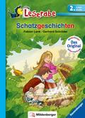 Schatzgeschichten (Leserabe mit Mildenberger  ...