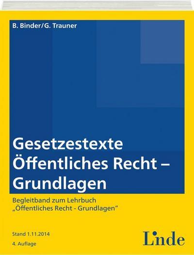 gesetzestexte-offentliches-recht-grundlagen-begleitband-zum-lehrbuch-offentliches-recht-grundla