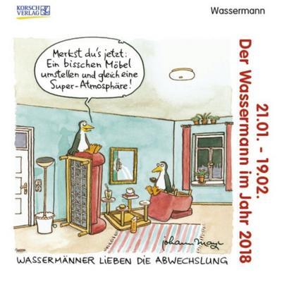 wassermann-mini-2018-sternzeichenkalender-cartoon-minikalender-im-praktischen-quadratischen-forma