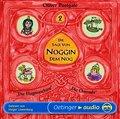 Die Sage von Noggin dem Nog, Audio-CD.
