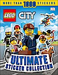 LEGO City - Ultimate Sticker Collection