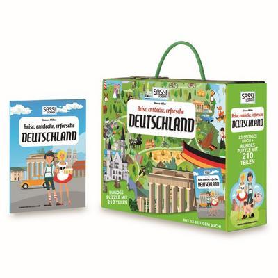 puzzle-deutschland-205-teile-mit-buch