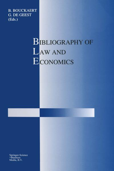 bibliography-of-law-and-economics