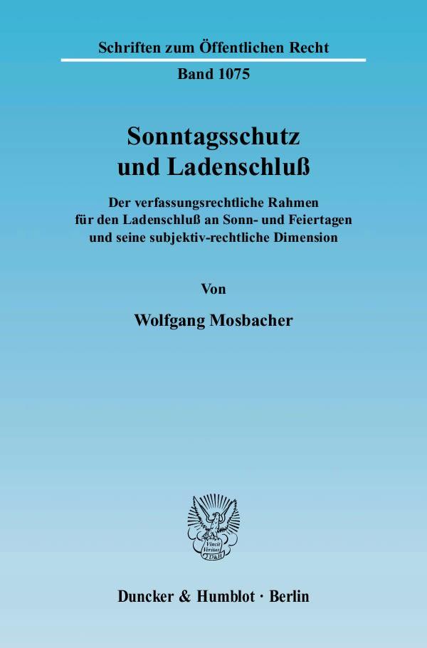 Sonntagsschutz-und-Ladenschluss-Wolfgang-Mosbacher