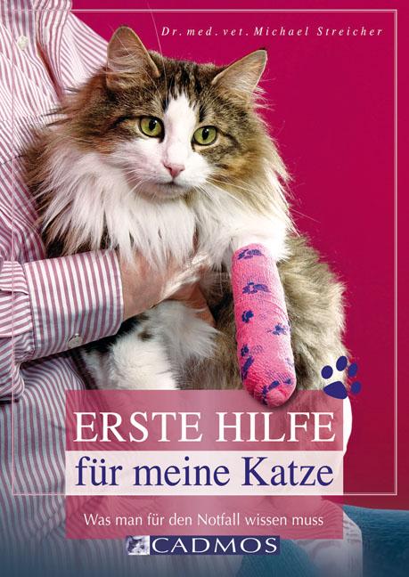 Erste-Hilfe-fuer-meine-Katze-Michael-Streicher