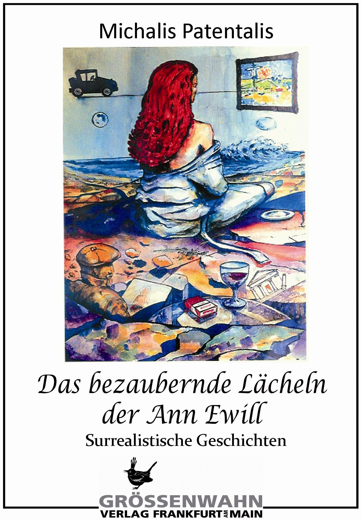 Das bezaubernde Lächeln der Ann Ewill Michalis Patentalis