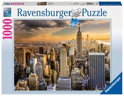 Ravensburger 19712 Großartiges New York Erwachsenenpuzzle - Ravensburger Spielverlag - Spielzeug, Deutsch, , ,