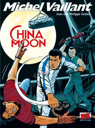 Michel Vaillant 68. China Moon