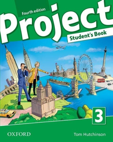 Project 3: Student's Book