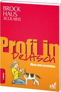 Brockhaus Scolaris Profi in Deutsch 3. Klasse: Üben und verstehen