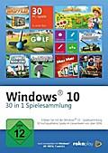 Windows 10 30 in 1 Spielesammlung. Für Windows Vista/7/8/8.1/10