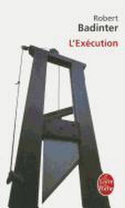 l-execution-le-livre-de-poche-
