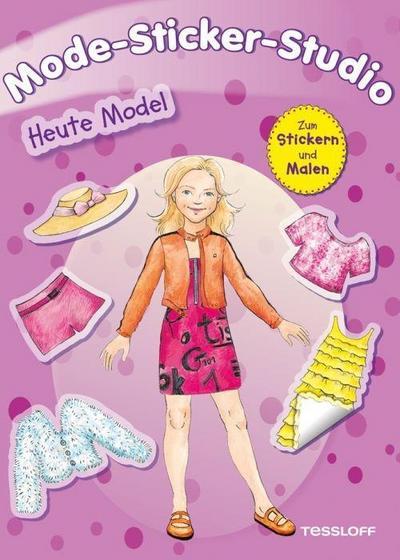 Mode-Sticker-Studio Heute Model