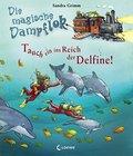 Tauch ein ins Reich der Delfine!