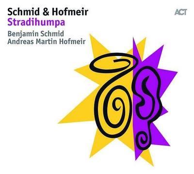 Stradihumpa - Act (Edel) - Audio CD, Deutsch, Benjamin/Hofmeir Schmid, ,