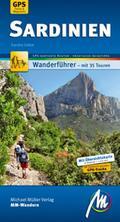 Sardinien MM-Wandern: Wanderführer mit GPS-ka ...