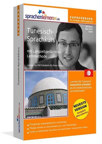 Sprachenlernen24.de Tunesisch-Express-Sprachkurs. CD-ROM