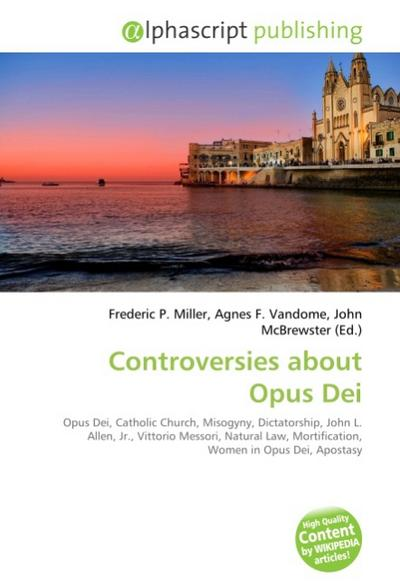 Controversies about Opus Dei